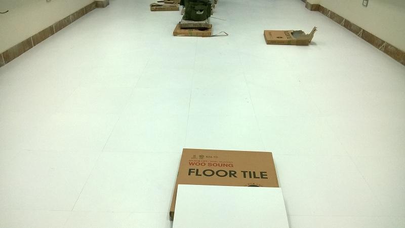 sàn nhựa vinyl giả đá cao cấp Woosoung