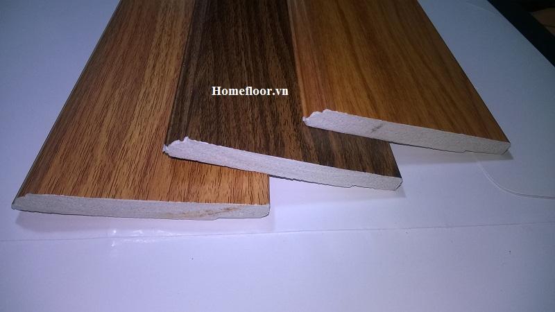 Phào nhựa chân tường trơn nhẵn - Homefloor